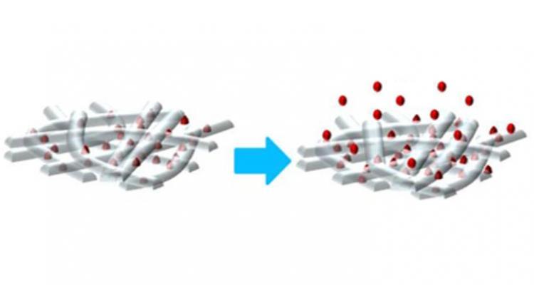 Multi-functional nanostructured materials